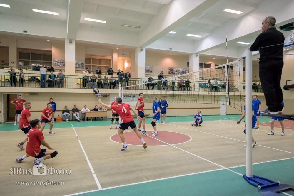 Волейбол — Финал Кубка «50 лет Кинеф»
