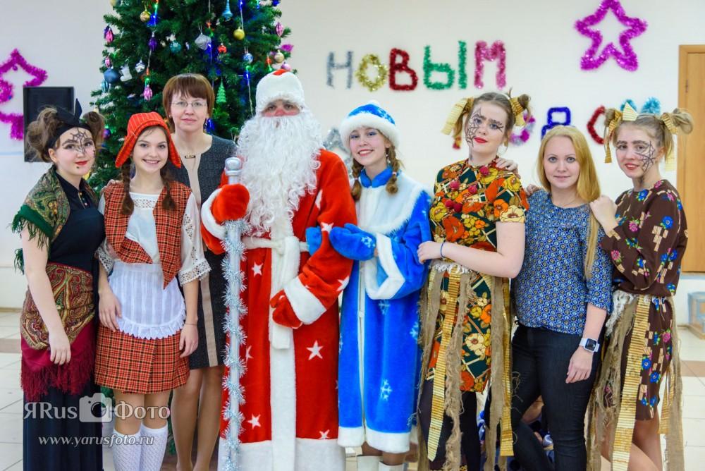 Школа №2 — Новый год