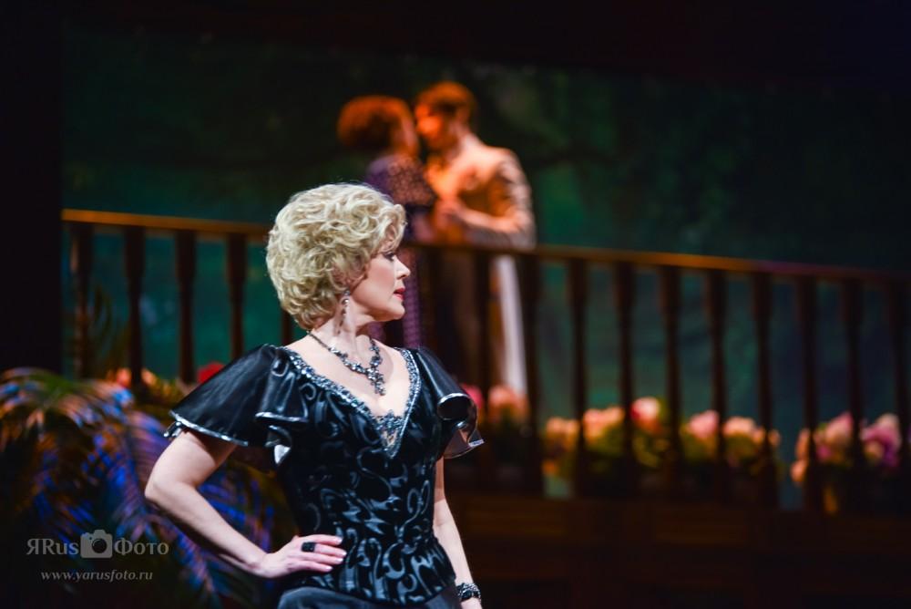 Лето любви — спектакль Театра Музыкальной Комедии
