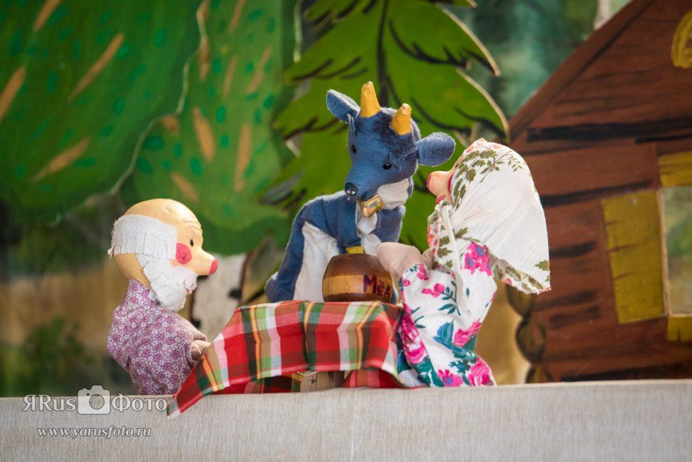 Школа №2 — Кукольный театр