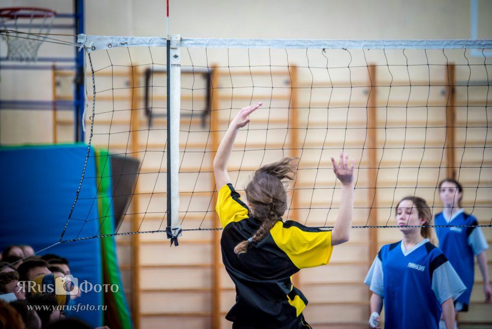 Волейбол — Школьный кубок — Финал (Девушки)