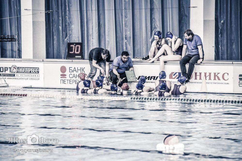 Водное поло — Кубок России 2016