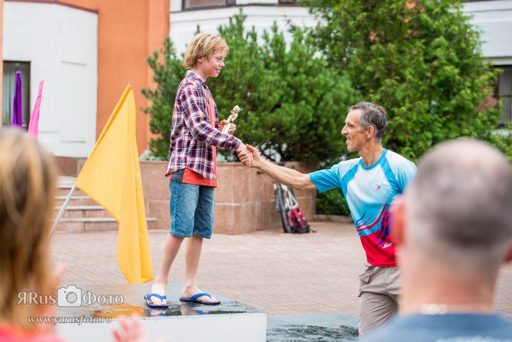 Триатлон — Кубок Кинеф 2016 — часть 3 из 3