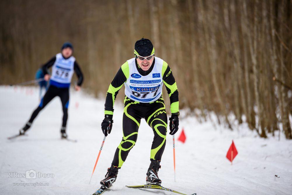 Лыжи Кинеф 2016 ч.1 из 2
