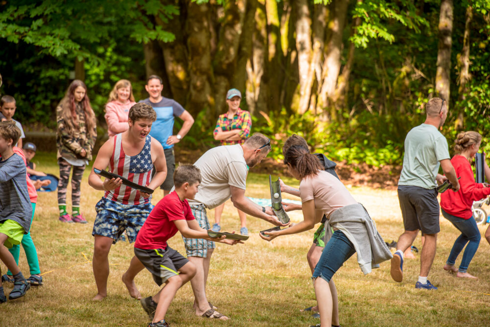 Revival / Family Camp 2020 / Family Games