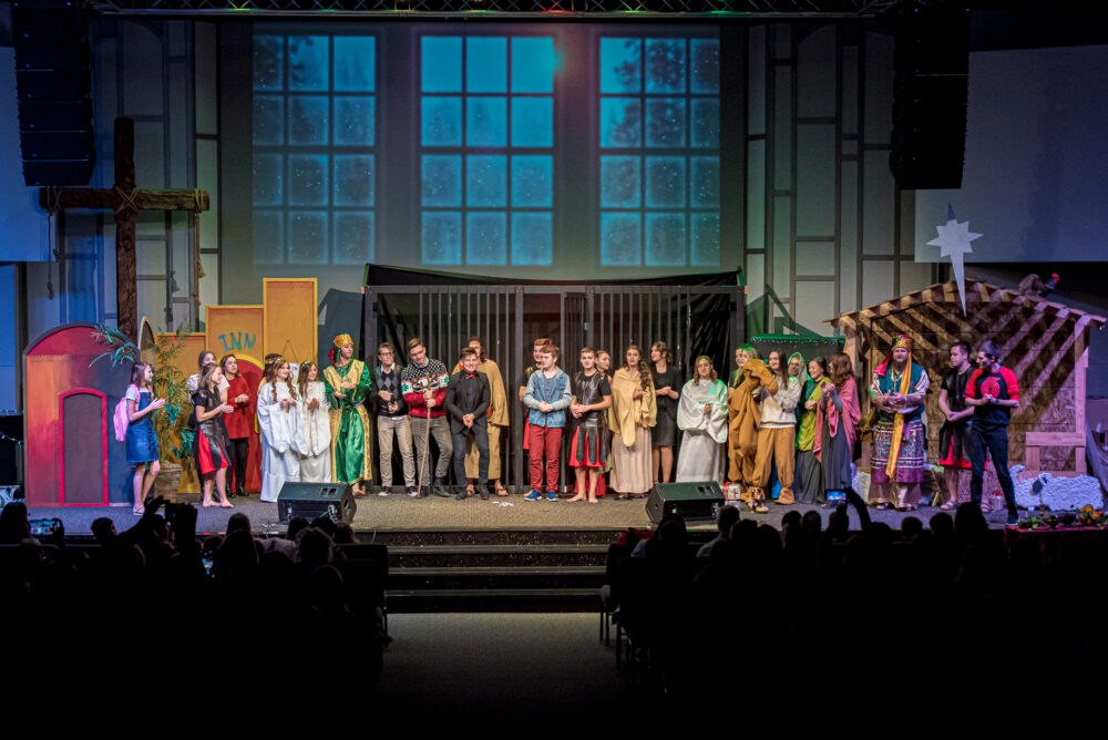 Savior 2020 Christmas Play